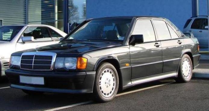 1990 190E Mercedes Benz