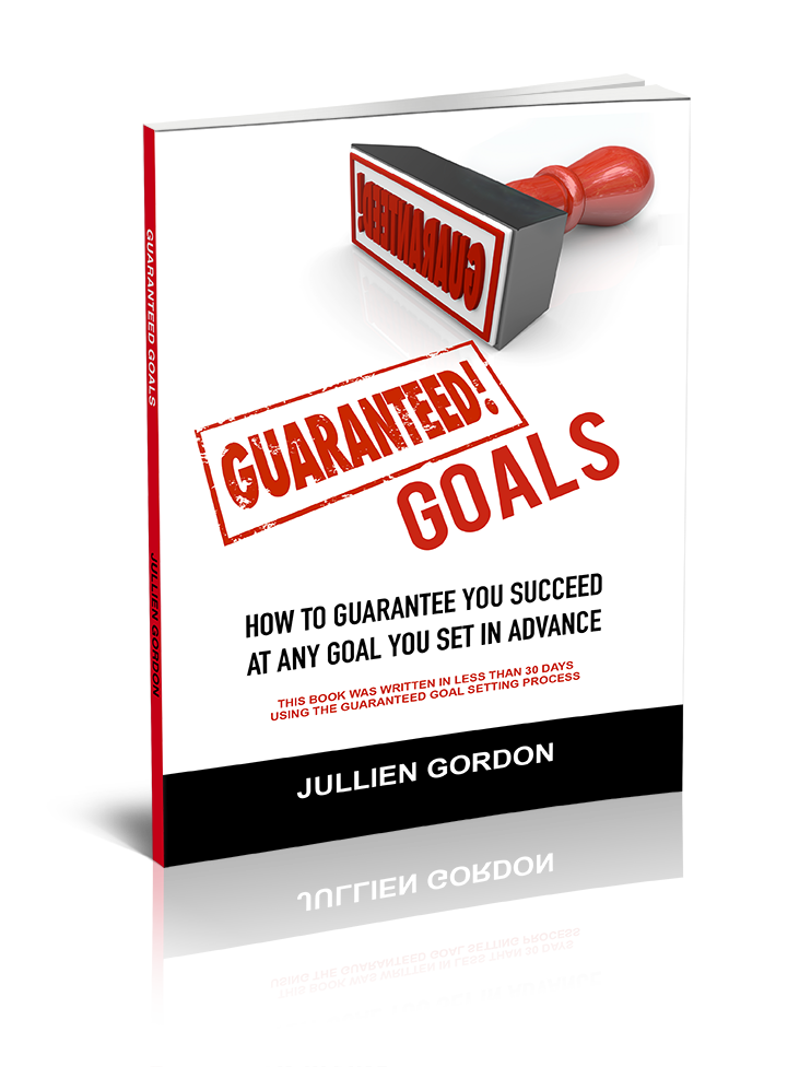 Guranteed Goals book